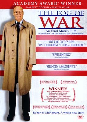 """برترین فیلم مستند اسکار 2003 : """"غبار جنگ"""" ( روایت رابرت مک نامارا )"""