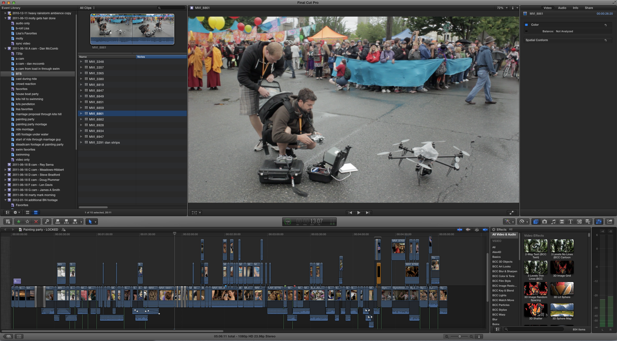 how to move your storage for final cut pro
