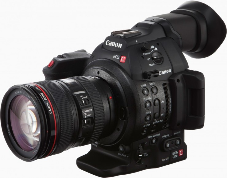 Canon-C100-Mark-II-Cinema-Camera