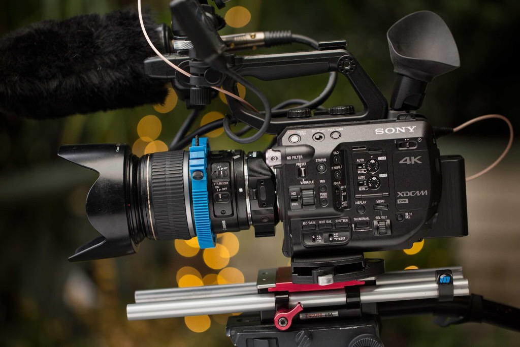 Sony FS5: Best documentary camera ever?