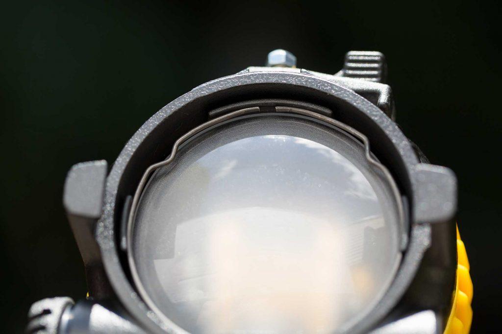 DLED7 aspheric lens