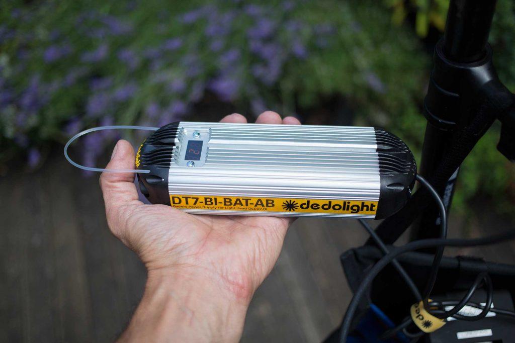 DLED7 battery ballast