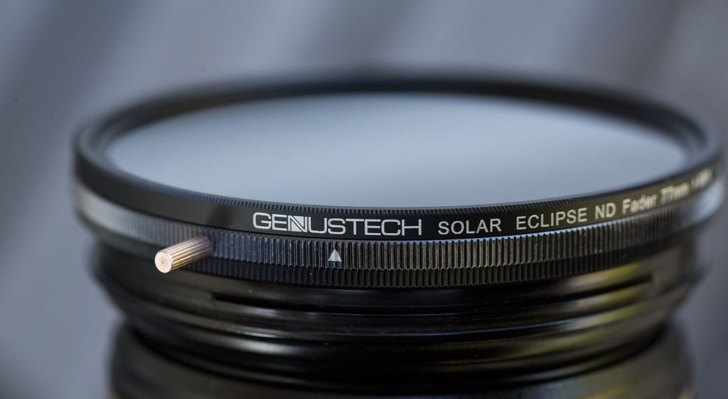 Genus Eclipse variable ND filter