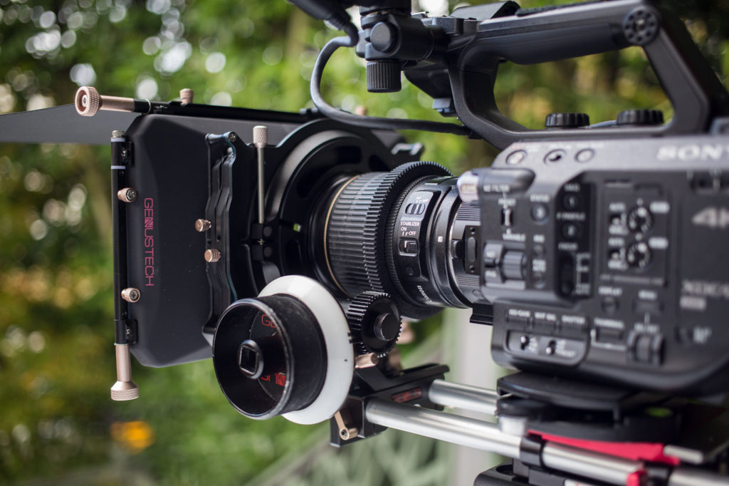 Genus Production Matte Box