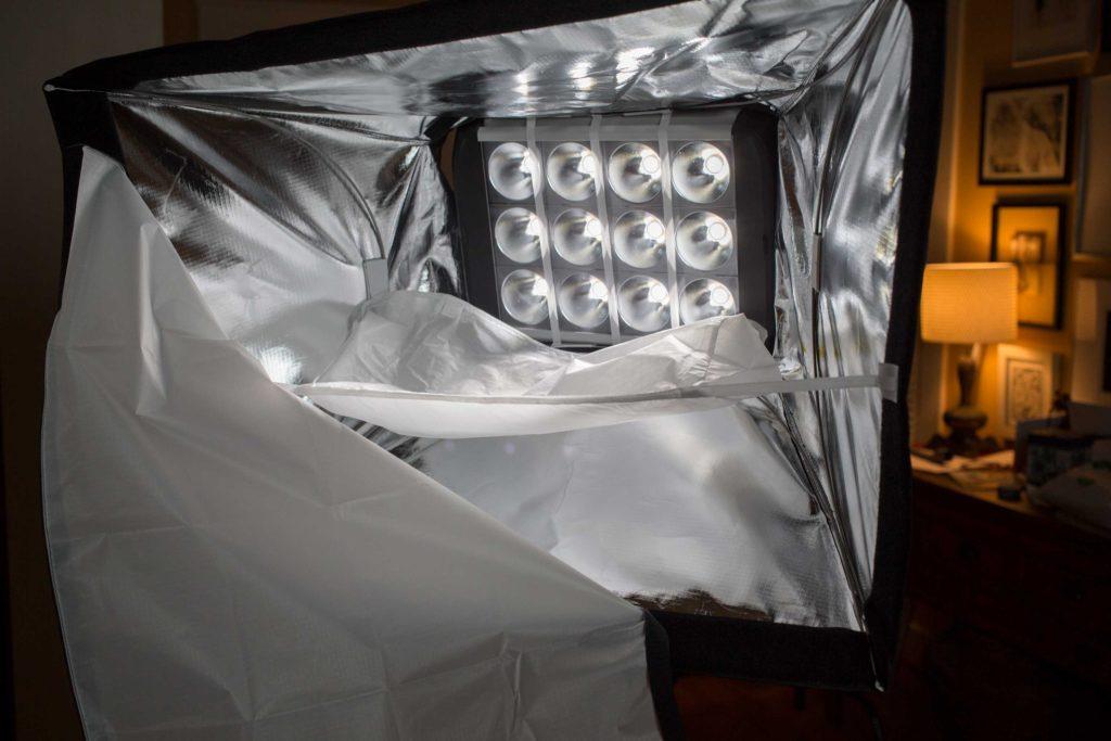 Snapbag soft box