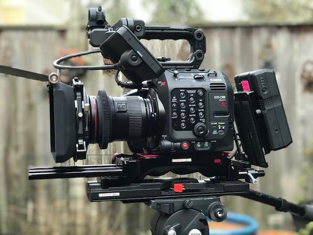 Canon C500mkii